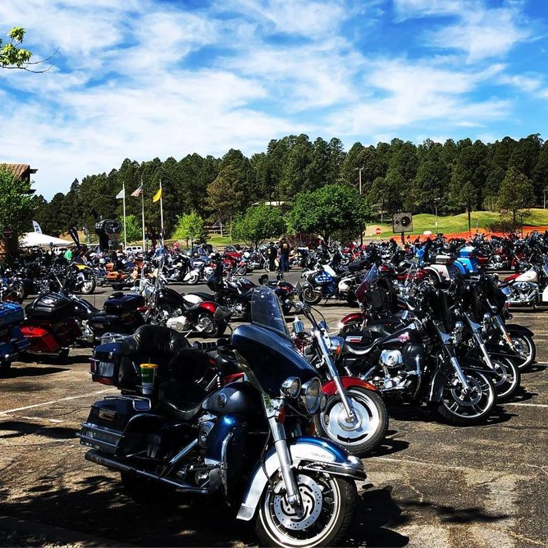 50th Annual Golden Aspen Motorcycle Rally